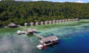 Endonezya Raja Ampat'da Dalış Resortu – Papua Explorers Dive Resort