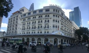 Vietnam Ho Chi Minh'te Otel Önerisi; Hotel Majestic Saigon
