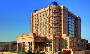 Kazakistan Çimkent'te Otel Önerisi; Rixos Khadisha Shymkent