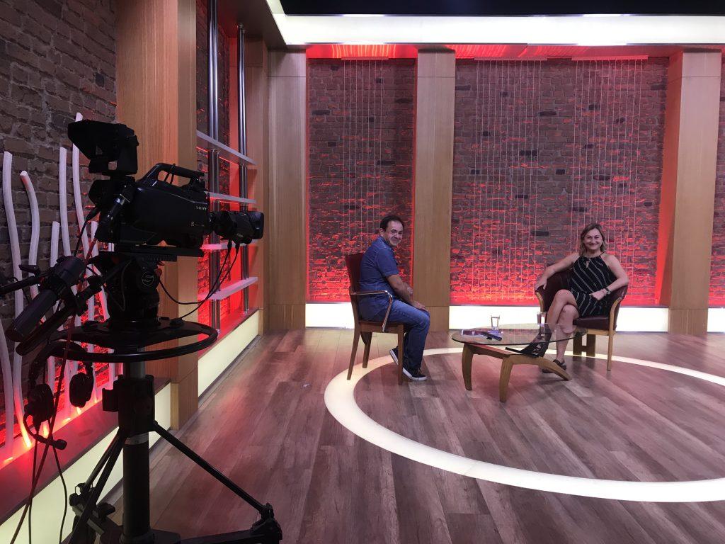 Blogger Yaprak Gürdal ile TV programları
