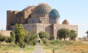 Türk dünyası kültür başkenti – Türkistan
