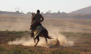 Orta Asya'nın bozkırlarındaki Atayurdumuz Kazakistan