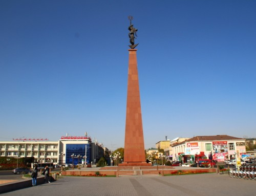 Çimkent (Shymkent) – Sanayi Merkezi