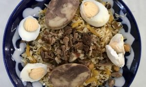 Orta Asya mutfağı – Orta Asya yemekleri