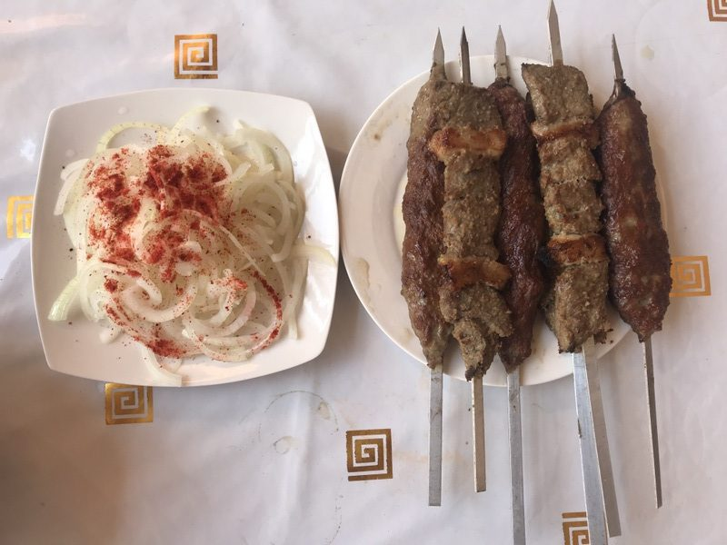 Orta Asya mutfağı