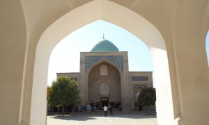 Orta Asya'nın Güzel Ülkesi; Özbekistan