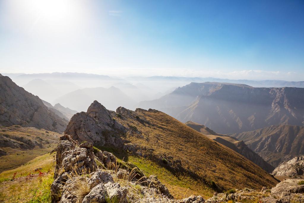 Özbekistan - Chimgan Dağları