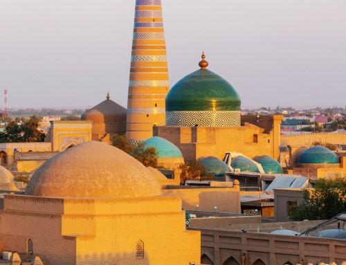 Özbekistan – Orta Asya'nın İncisi