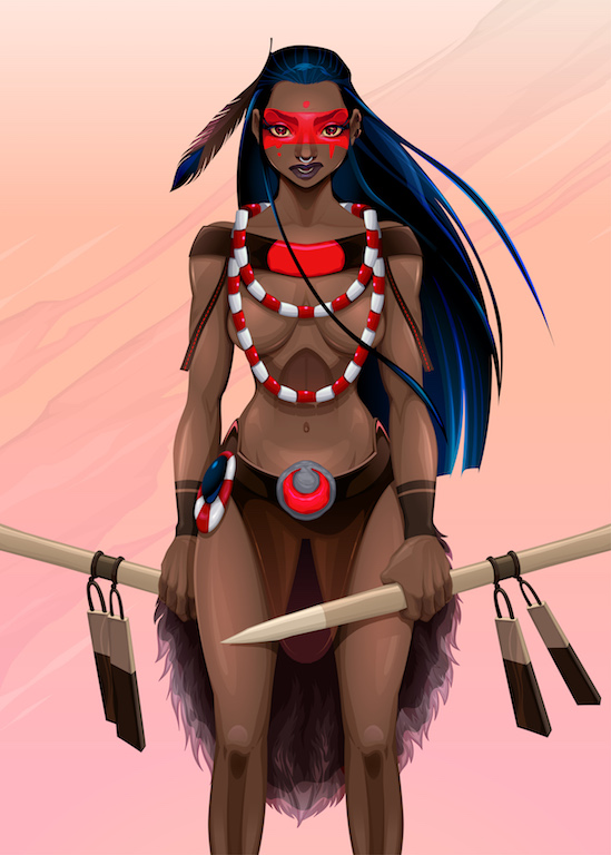 Amazon kadınları