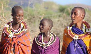 Afrika'nın En Ünlü Kabilesi Masailer