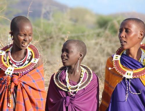 Masai Kabilesi – Afrika'nın En Ünlü Kabilesi
