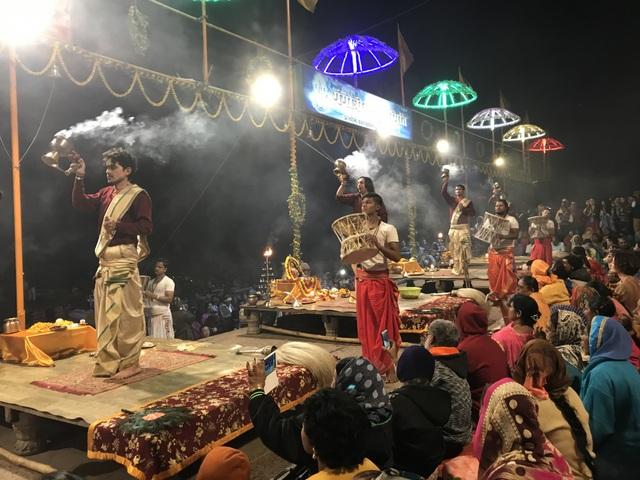 Ganga Aarti Törenleri