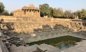 Gujarat'ta Hindu Güneş Tapınağı