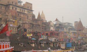 Ölümün Başkenti Varanasi