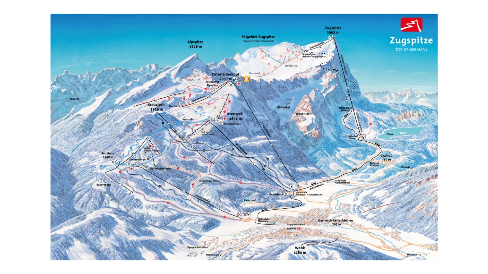 Alpler'de nerede kayak yapılır | Küçük Dünya - Gezi Rehberi