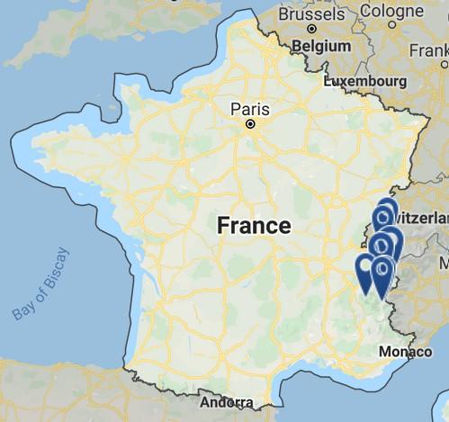 Fransa Alpleri | Küçük Dünya - Gezi Rehberi