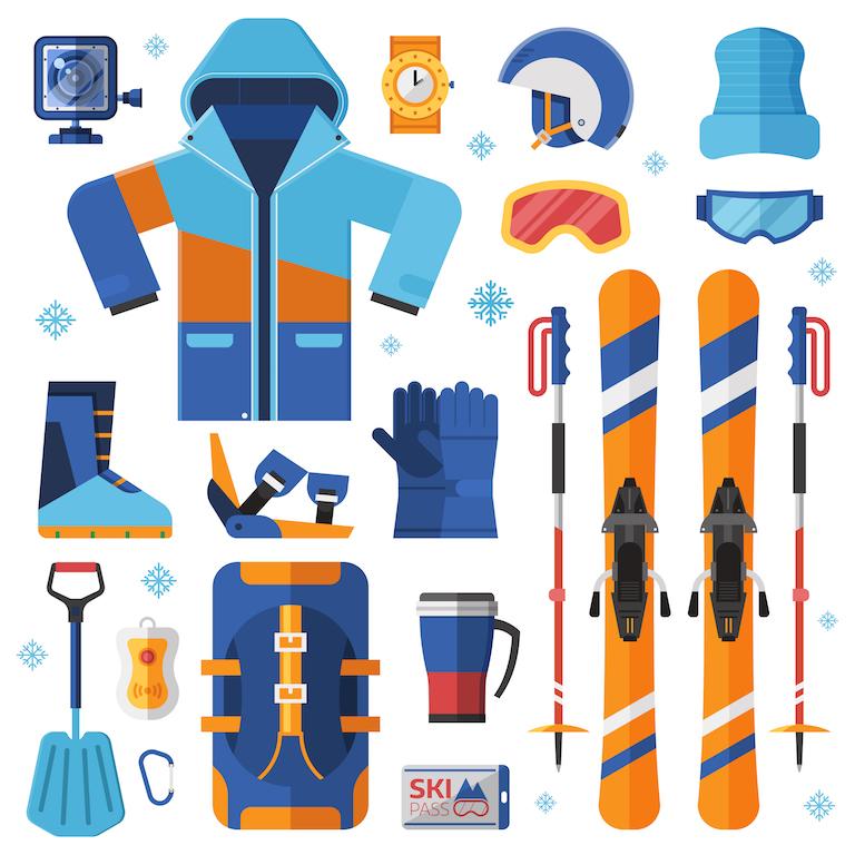 Kayak tatili ihtiyaç listesi