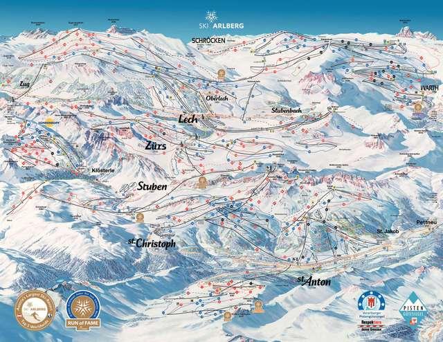 Alpler'de kayak tatili | Küçük Dünya - Gezi Rehberi