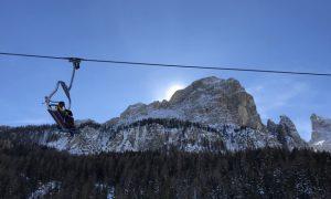 Alpler'de kayak tatili