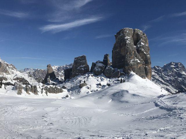 Alpler Cortina D'Ampezzo | Küçük Dünya - Gezi Rehberi