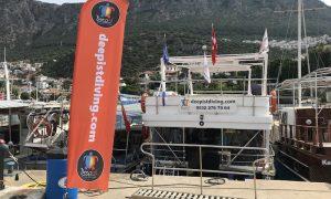 Deepist Dalış Merkezi ile Kaş dalış (scuba diving)