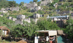 Fethiye'nin Hayalet Köyü – Kayaköy (Karmylassos)