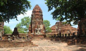 Siyam Krallığı'nın Başkenti Ayutthaya