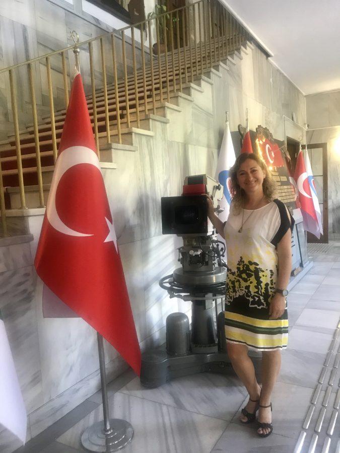 Blogger Yaprak Gürdal ile radyo yayınları