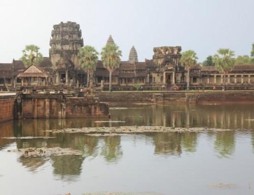 Angkor – Büyüleyici Tapınak-Şehir