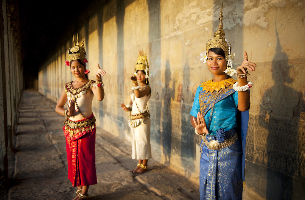 Apsara dansı