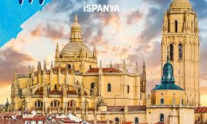 Deli Dolu Bir İspanya Turu