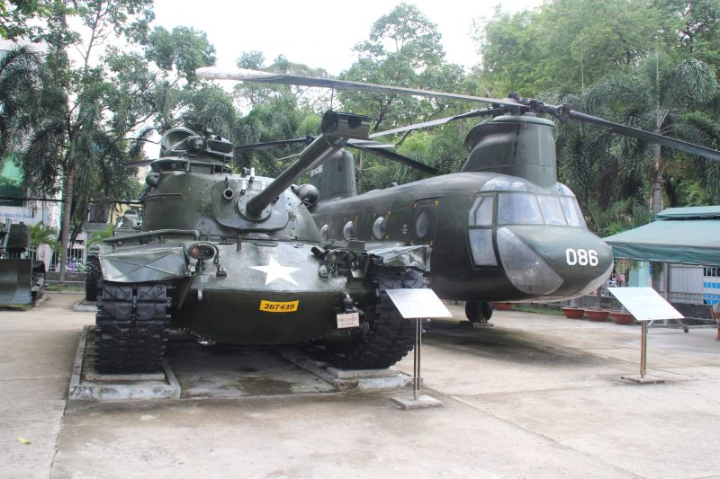 Saigon Savaş Müzesi