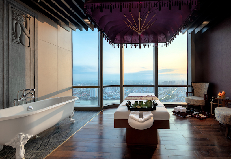 Vinpearl Luxury Landmark 81 Spa