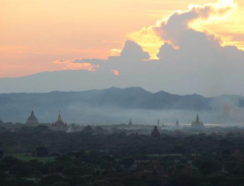Bagan – Burma'nın Tapınak-Şehri