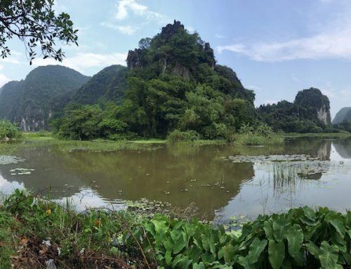 Ninh Binh (Ninh Bình) – Karadaki Halong Körfezi