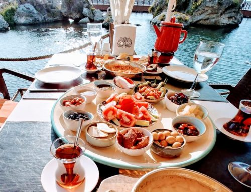 İstanbul'a yakın doğada kahvaltı mekânları