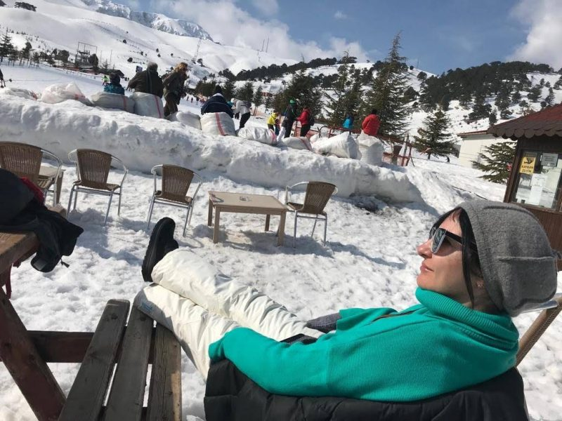 Türkiye kayak merkezleri