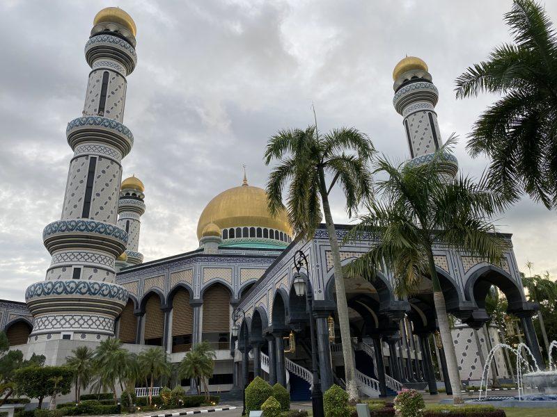 Brunei gezilecek yerler