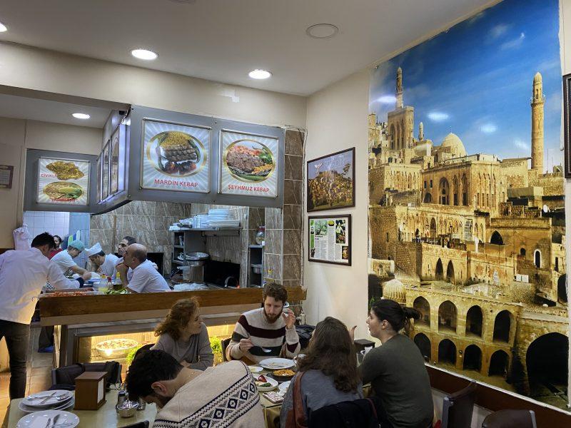 İstanbul restoranönerileri - Avrupa yakası