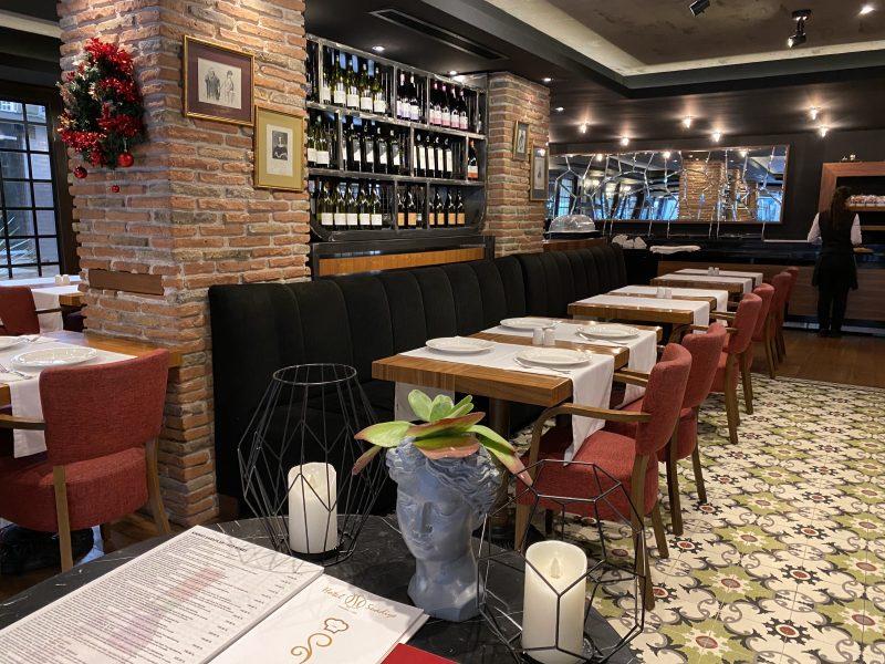İstanbul etnik restoranları