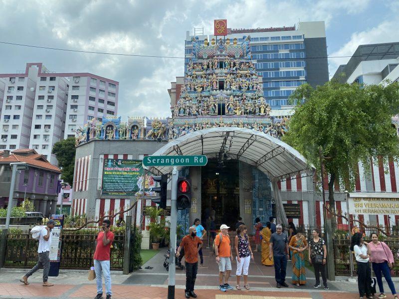 Singapur gezilecek yerler