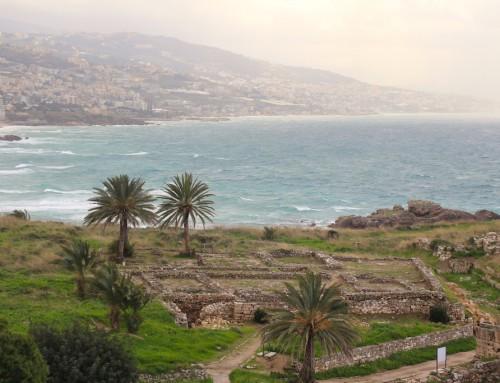 Byblos (Jbail) – İncil'in adını aldığı kent