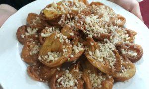 Dible – Kuzey Ege'den damak çatlatan lezzet