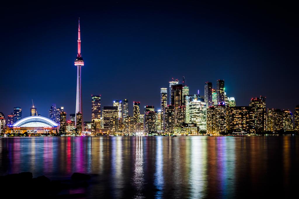 Kanada gezilecek yerler