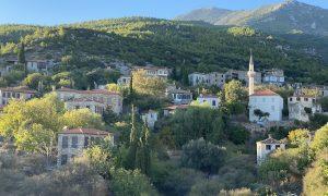 Doğanbey – Söke'de tarihi bir Rum Köyü