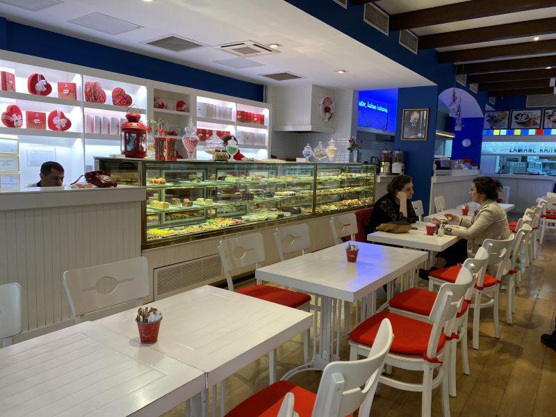 İstanbul kahvaltı mekânları Anadolu yakası