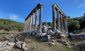 Euromos – Karya'nın güçlü kenti