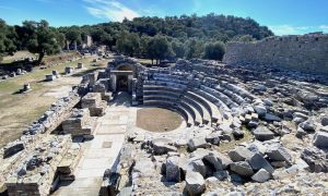 İasos – Karya'da bir liman kenti