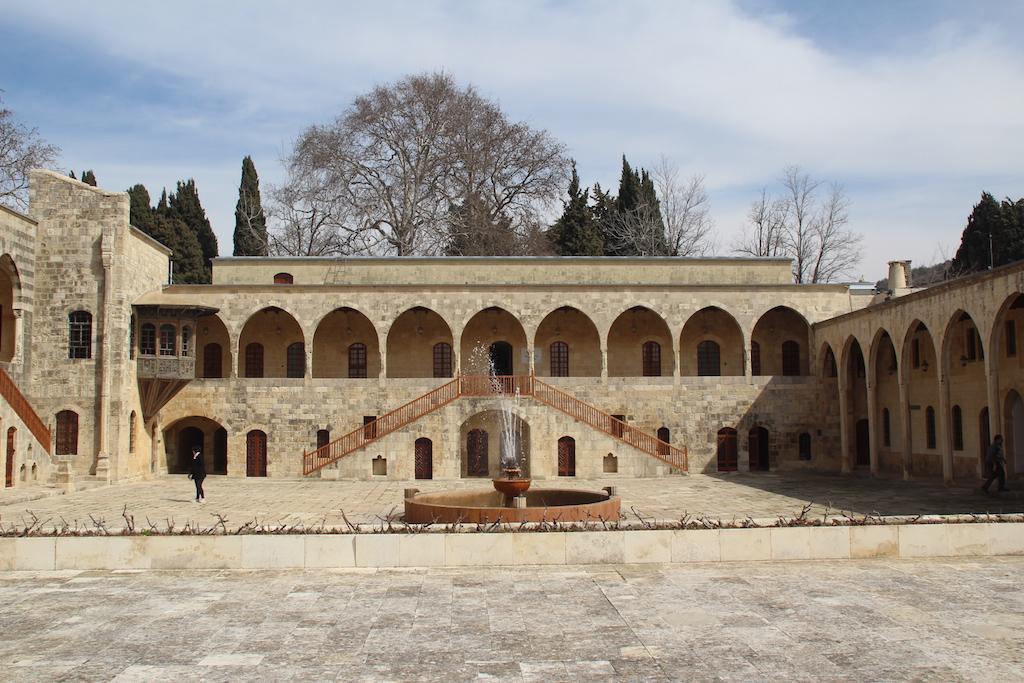Lübnan Beiteddine Sarayı | Küçük Dünya Gezi Rehberi