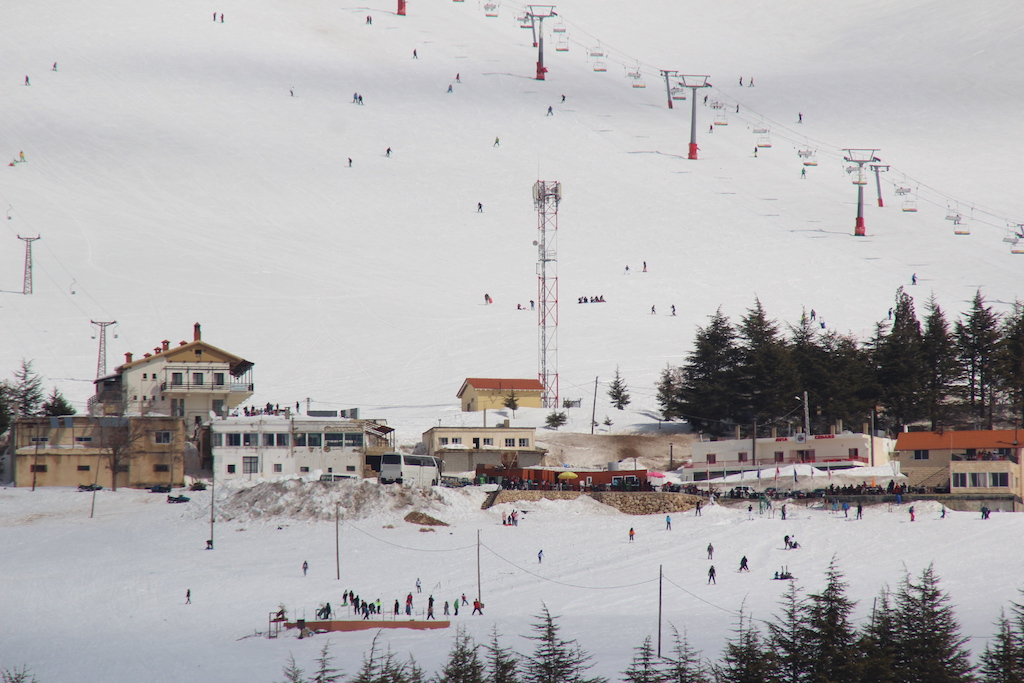 Lübnan Cedres Kayak Merkezi | Küçük Dünya Gezi Rehberi